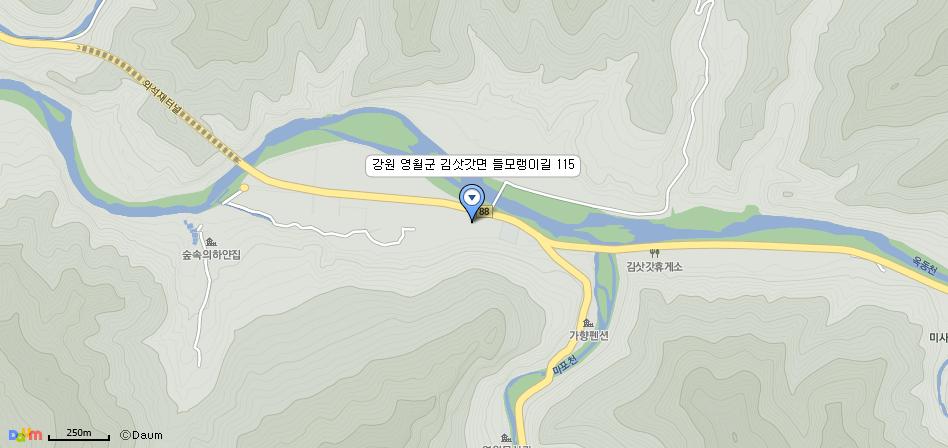 김삿갓 시인의 마을 다음지도